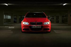 BBM Motorsport E91 BMW 330d
