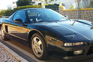 Senna NSX