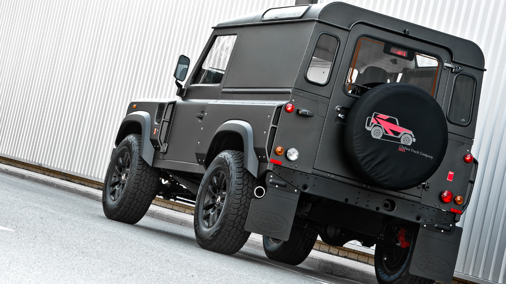 Chelsea Wide Track Land Rover Defender XS90 2.2 TDCI