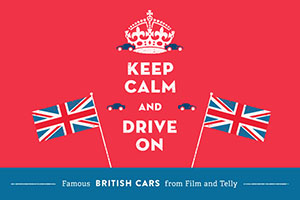 Six Famous British Cars