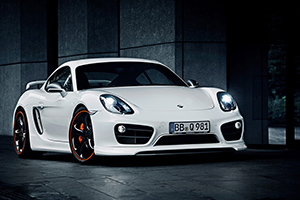 TechArt Porsche Cayman (981)