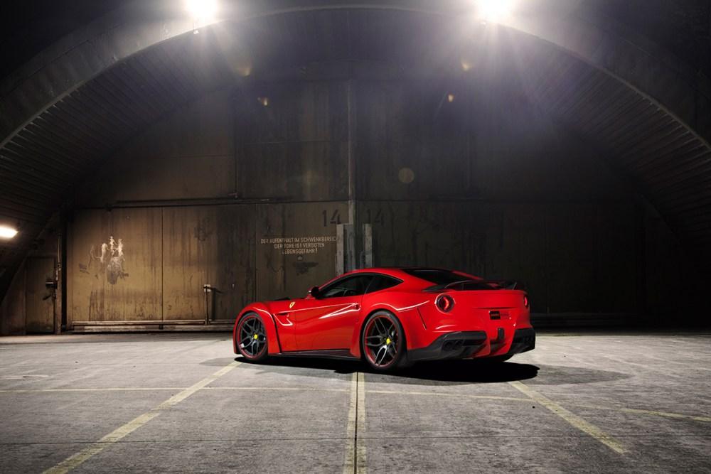 Novitec Rosso N-Largo F12Berlinetta