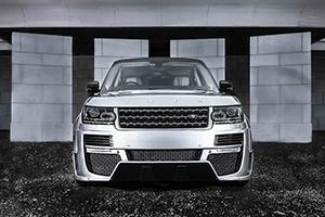 ONYX Concept Range Rover Aspen