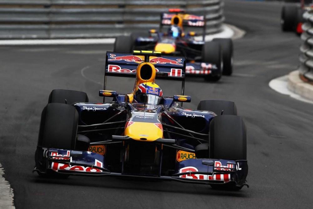 Webber F1
