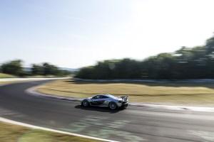 McLaren P1 Nurburgring Nordschleife