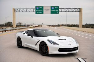 Hennessey Performance HPE600 Corvette Stingray Texas Toll Road