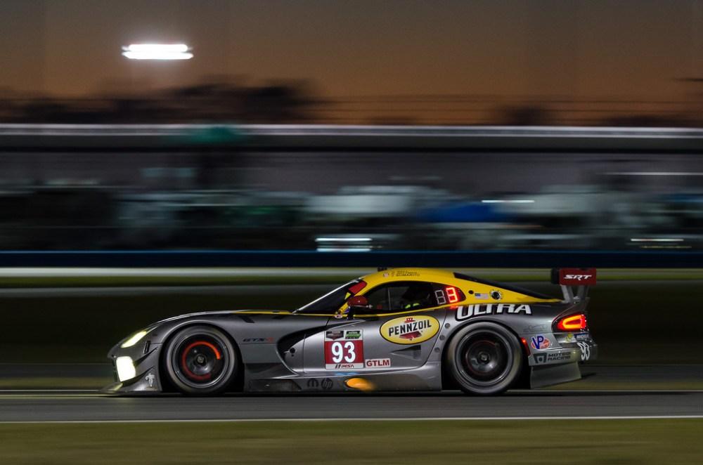 Daytona 2014 - Rolex 24 at Daytona - SRT Motorsports SRT Viper GTS-R by Old Boone