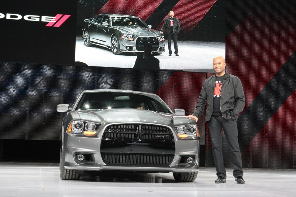 Ralph Gilles President and CEO - SRT Brand and Motorsports,