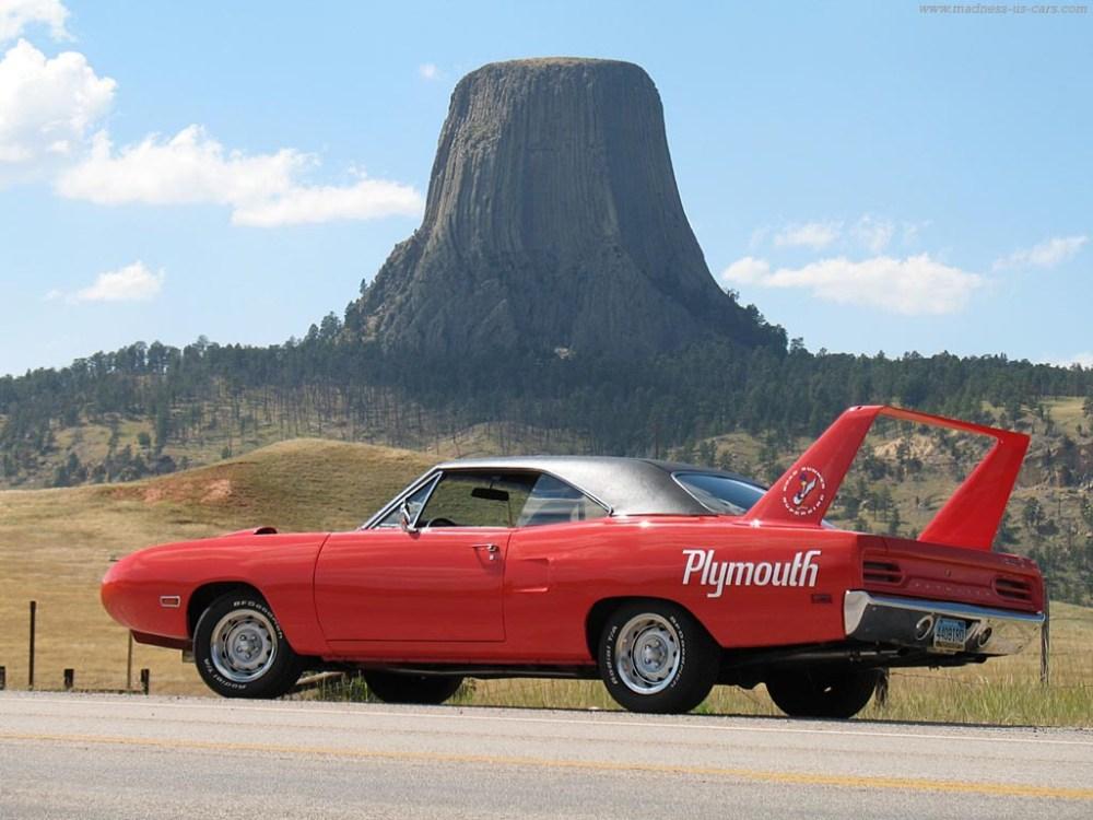 1970 Plymouth Hemi Road Runner Superbird