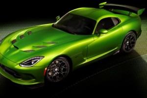 Stryker Green SRT Viper
