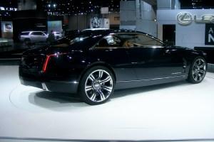Cadillac Elmiraj at the Chicago Auto Show