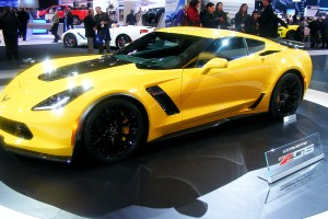 Chevrolet Corvette at the Chicago Auto Show (6)
