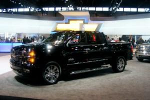 Chevrolet Silverado at the Chicago Auto Show (10)