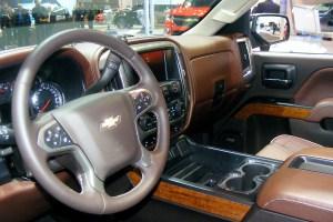 Chevrolet Silverado at the Chicago Auto Show (5)