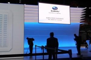 Subaru at the Chicago Auto Show (2)