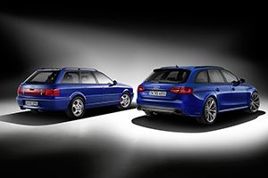 RS 4 Avant Nogaro Selection