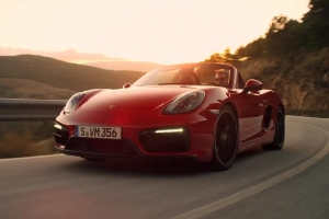 Boxster GTS Video