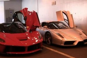 Enzo vs LaFerrari