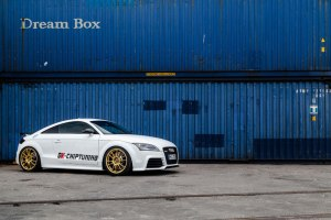 OK-Chiptuning Audi TT-RS Plus