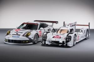 919 Hybrid and 911 RSR