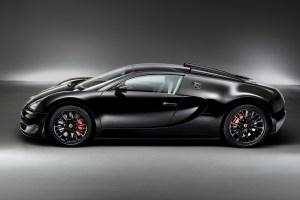 "Bugatti Veyron Grand Sport Vitesse ""Black Bess"""