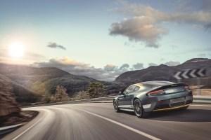 2015 Aston Martin Vantage GT