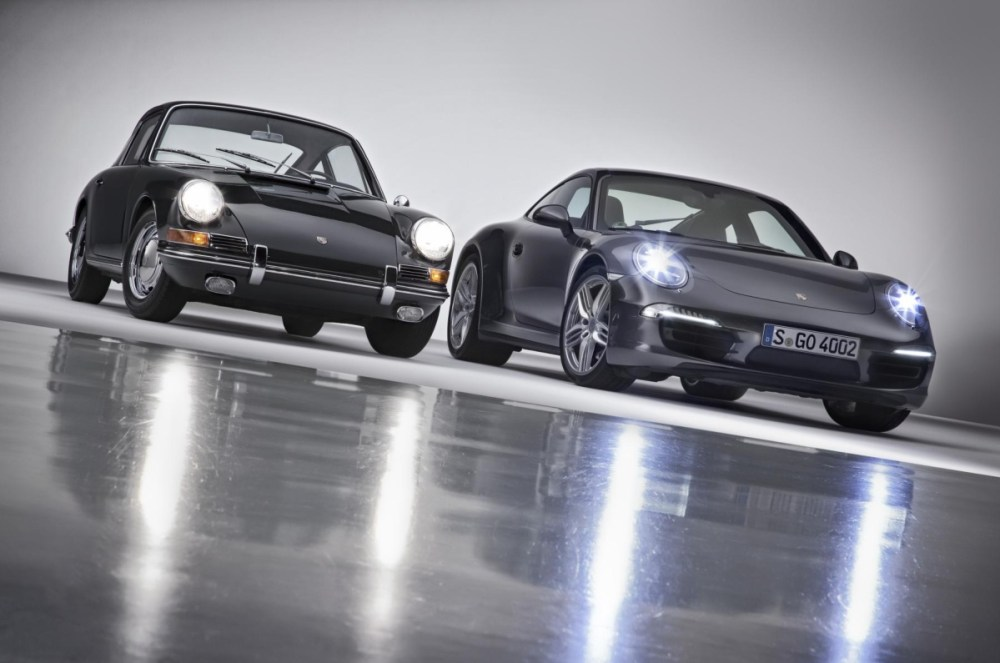50 Years of Porsche 911 End Production