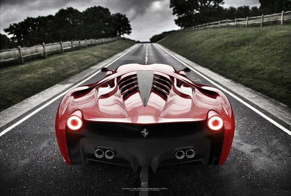 Ferrari-Project-F-14
