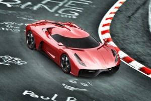 Ferrari-Project-F-2