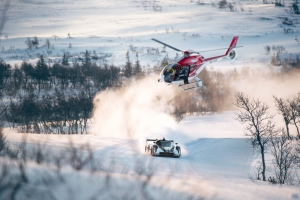 Jon Olsson Ski Drift
