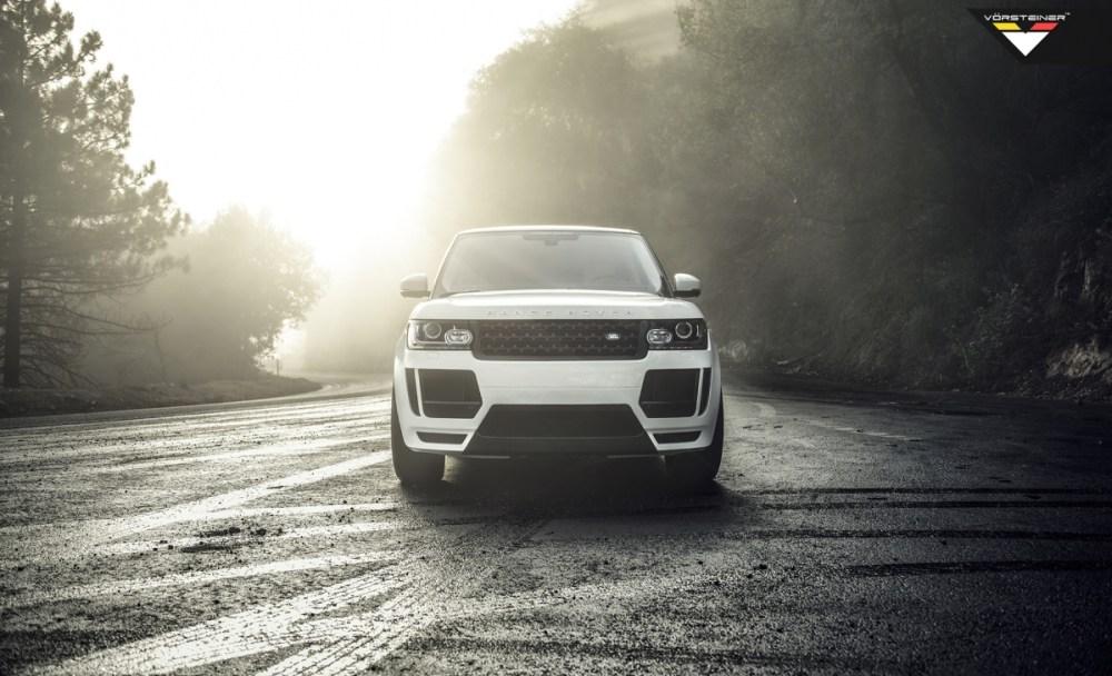 Vorsteiner Range Rover Veritas Sport Race Forged VSR-163