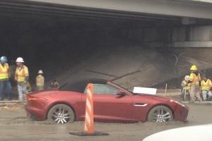 Jaguar F-Type Concrete
