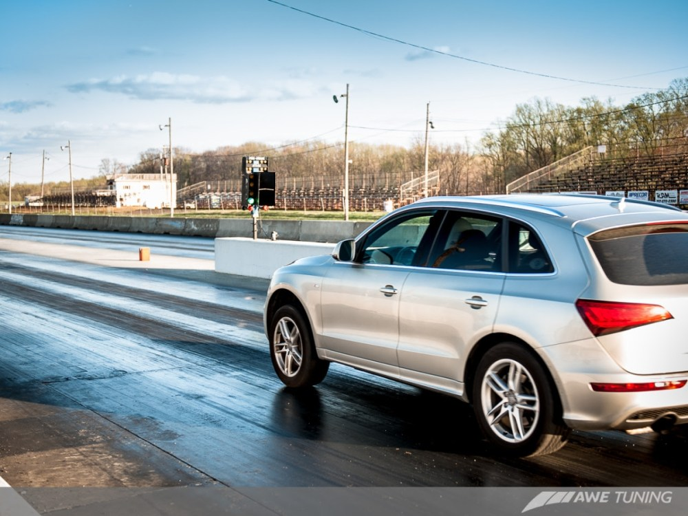 AWE Tuning Audi Q5 3.0T