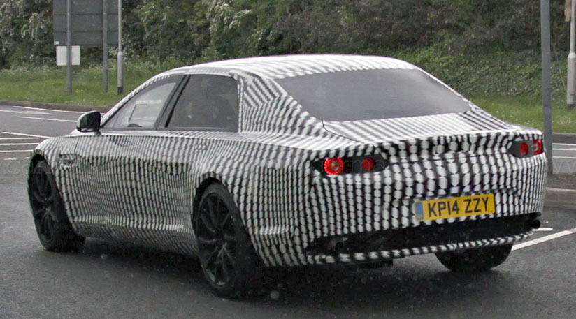 Lagonda Test Car