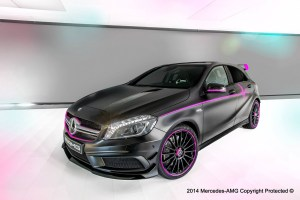 Mercedes-Benz A 45 AMG Erika