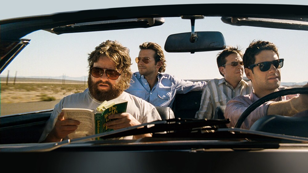 The Hangover Convertible