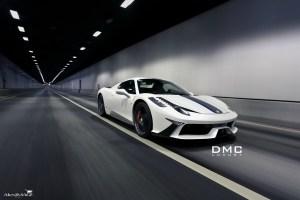 DMC MCC Ferrari 458 Italia