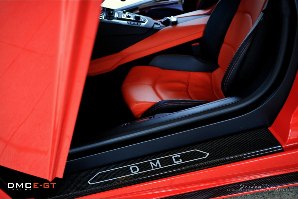 DMC LP988 Edizione Lamborghini Aventador