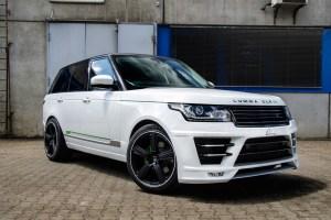 Lumma Design CLR SR Range Rover