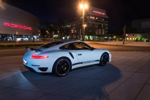 Porshce Exclusive 911 Turbo S GB Edition
