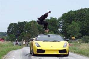 Gallardo Spyder Jump