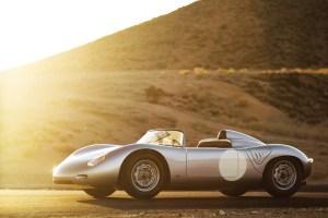 1961 Porsche 718 RS 61 Spyder Sold