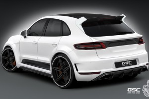German Special Customs Porsche Macan preview