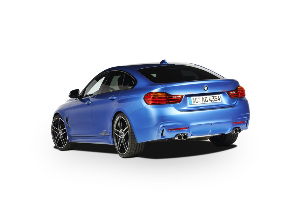 AC Schnitzer F36 BMW 4-Series Gran Coupe