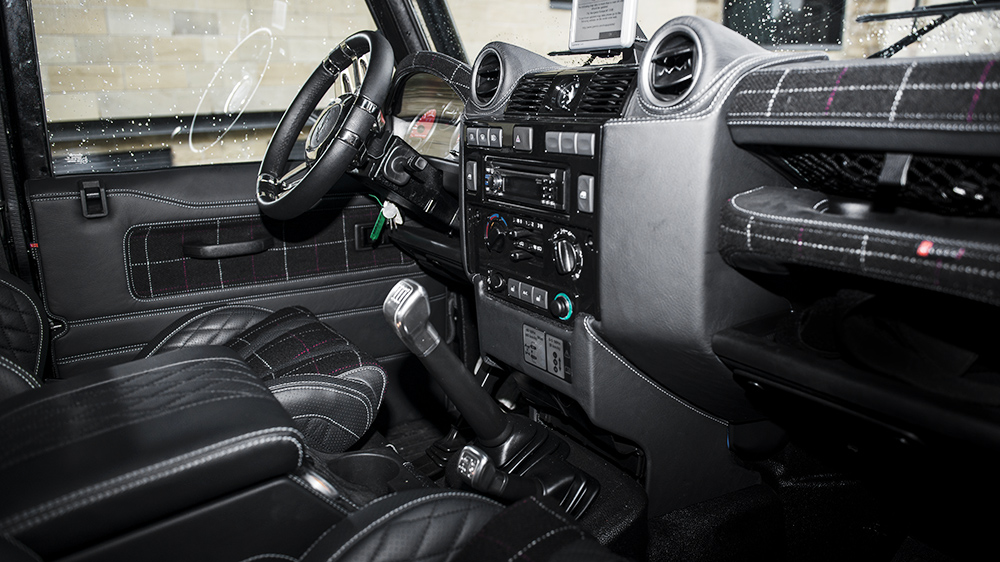 Chelsea Truck Company Land Rover Defender SVX