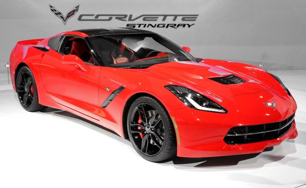 C7 Chevrolet Corvette Stingray