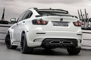 DD Customs BMW X6 M