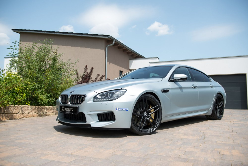 G-Power F06 BMW M6 Gran Coupe