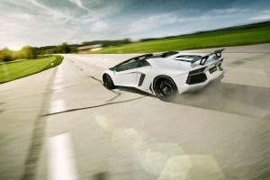 Novitec Torado Lamborghini Aventador Roadster