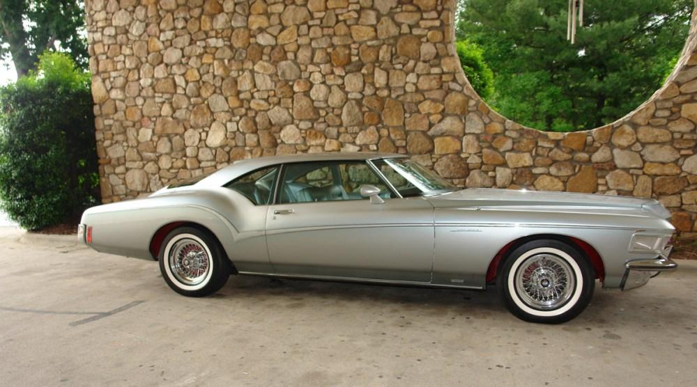 Buick Riviera Silver Arrow